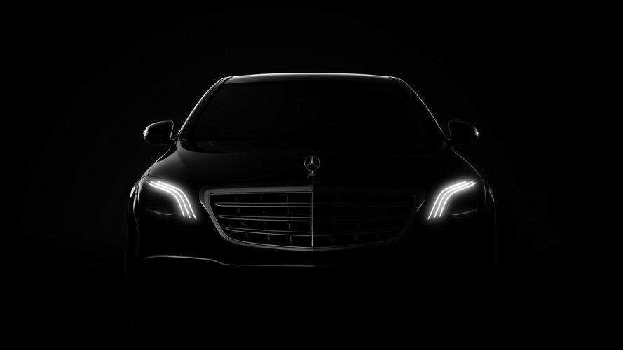 Mercedes Classe S restylée - On y est presque !