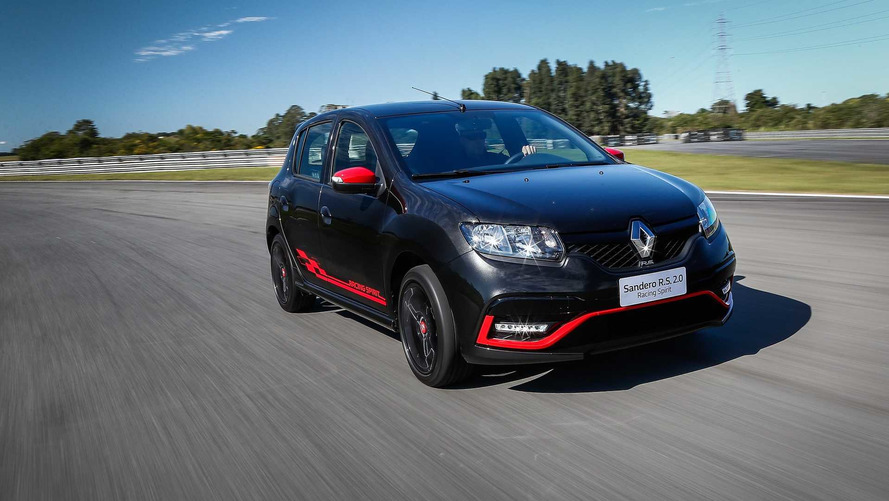 Renault Sandero RS Racing Spirit Is Still Not For UK