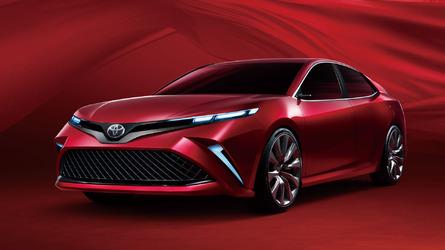 Toyota Fun Sedan Concept sugere um Camry mais arrojado
