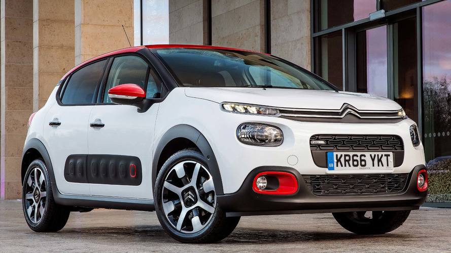 2017 Citroen C3 Review