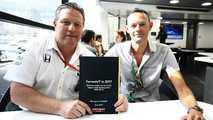 Motorsport Network global F1 fan survey
