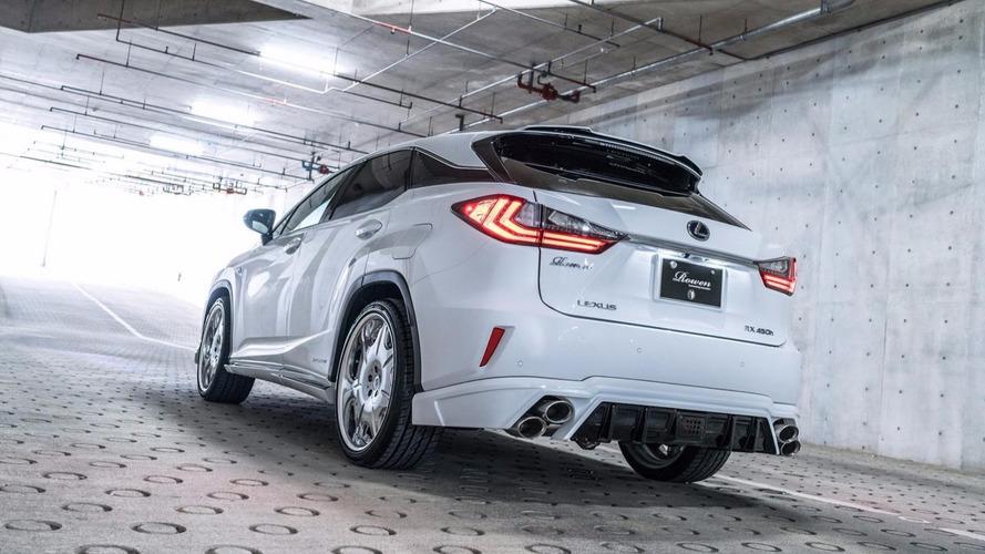 Lexus RX F-Sport by Rowen