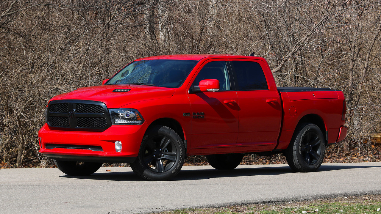 2017 Ram 1500 Review: Great truck, great engine, great ...