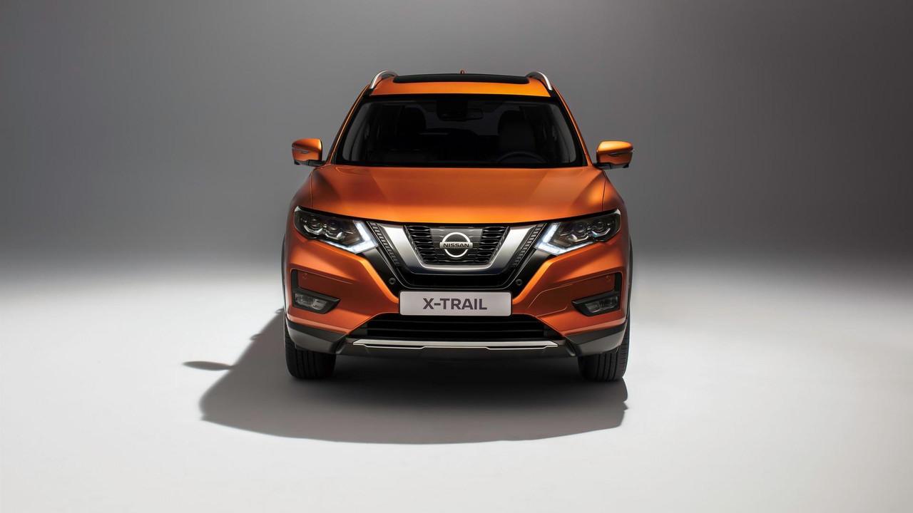 Nissan X-Trail makyaj