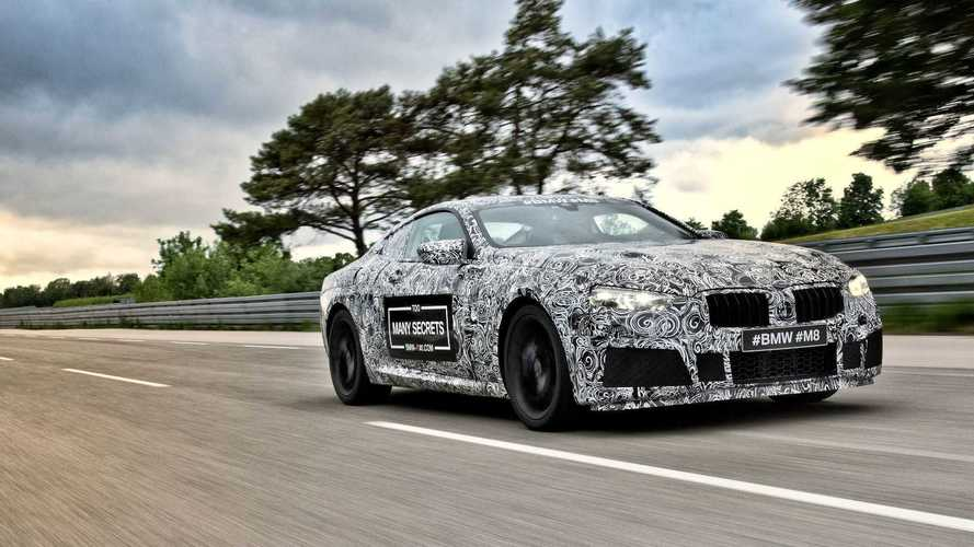 BMW M8 Already Under Development; Prototype Teased At Nurburgring 24-Hour Race