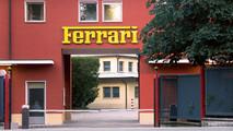 Ferrari headquarters in Maranello