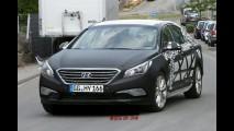 Hyundai divulga os primeiros teasers do Sonata reestilizado