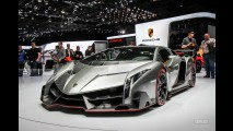 CARPLACE em Genebra: Fotos exclusivas do Lamborghini Veneno
