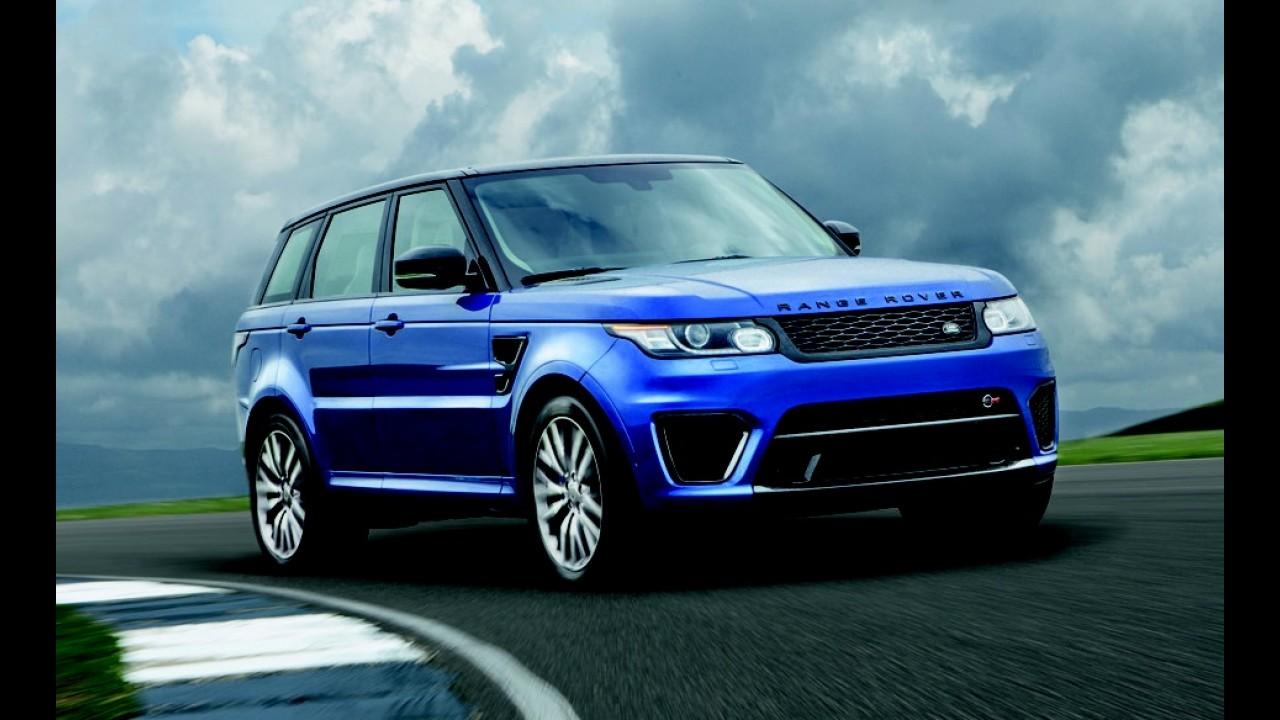 Vídeo: Range Rover Sport SVR, o SUV mais rápido do mundo, em detalhes