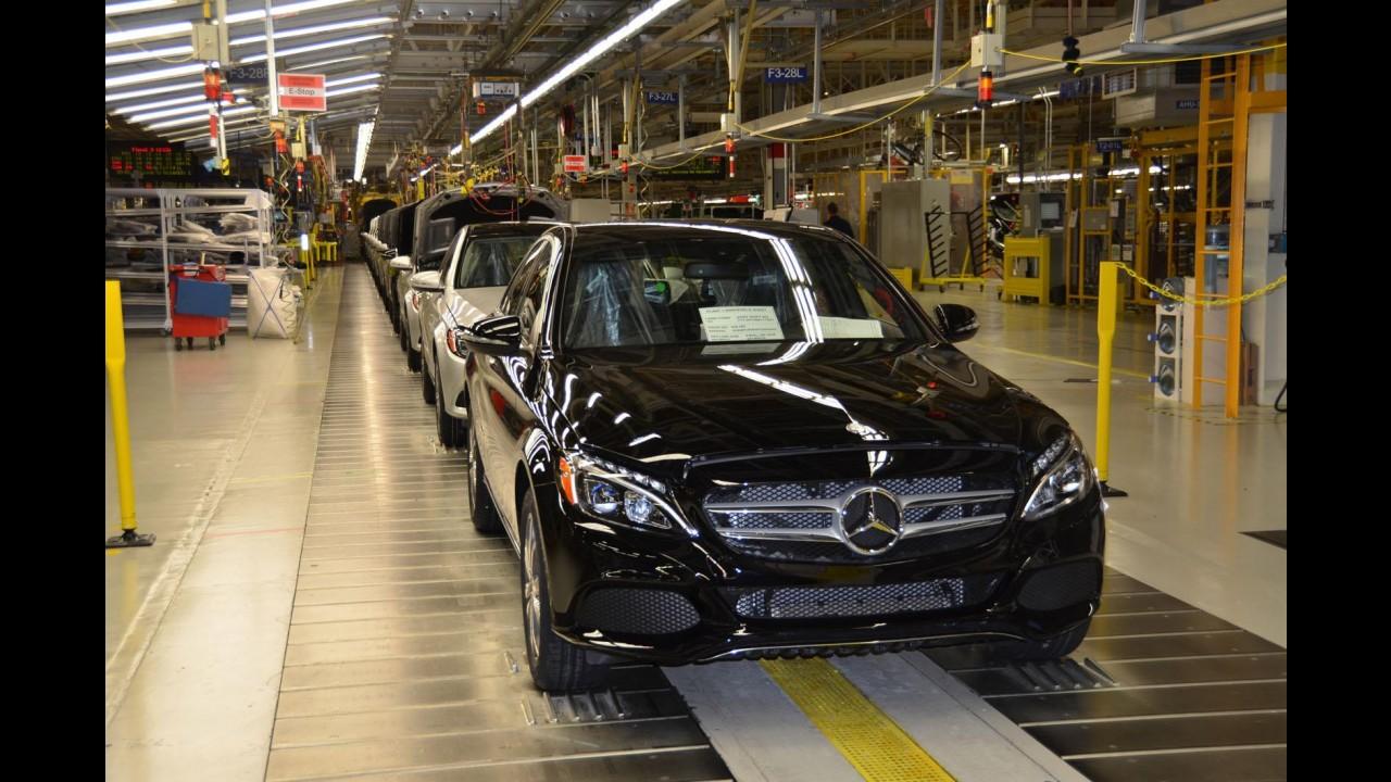 Brasileiro em 2015, Novo Classe C começa a ser produzido nos EUA