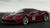 Ferrari 70th anniversary LIVERY NUMBER #1