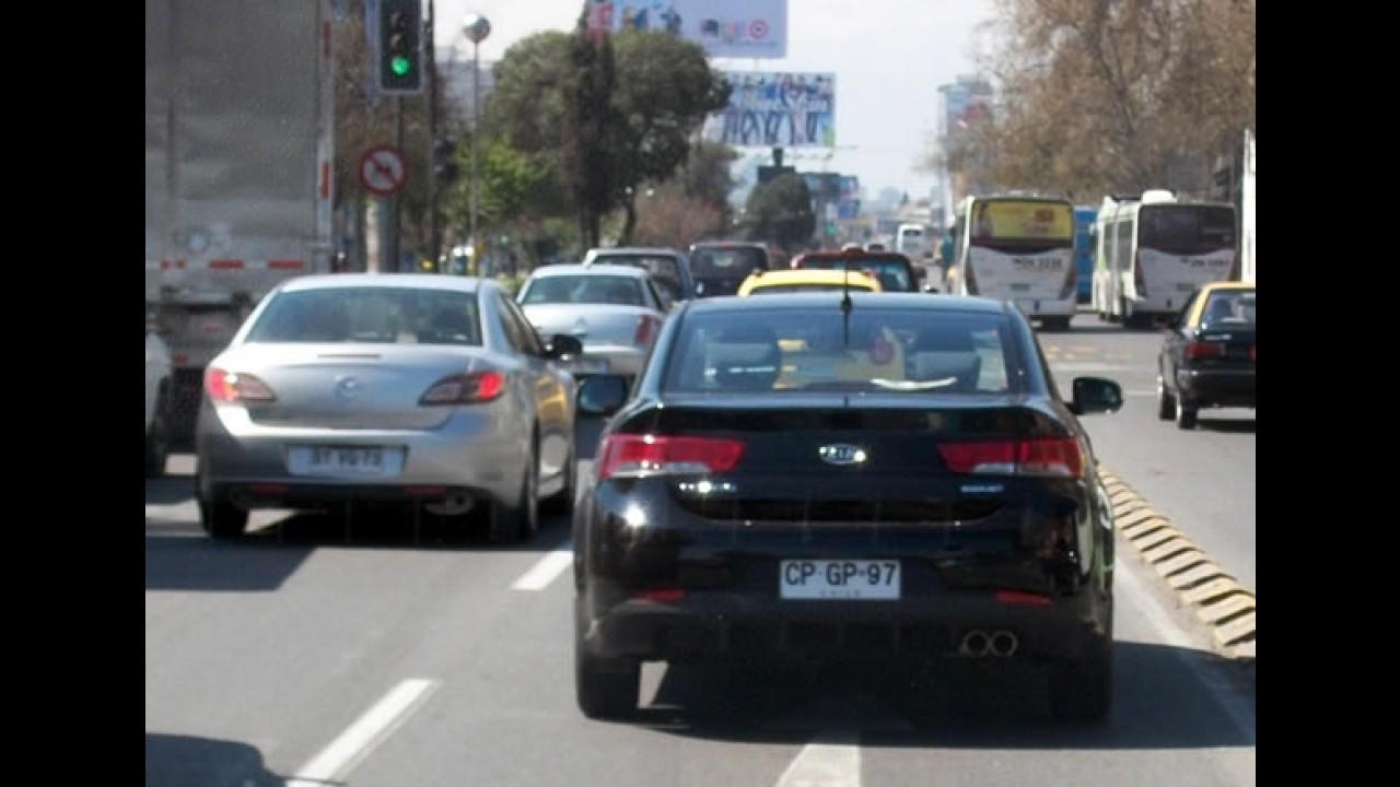 Chile: Vendas entre janeiro e novembro de 2010 crescem quase 100%