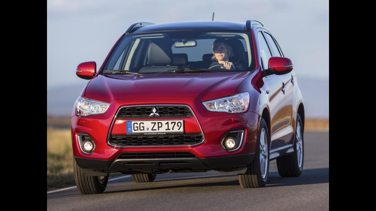 Mitsubishi ASX começará a ser produzido no Brasil nas próximas semanas