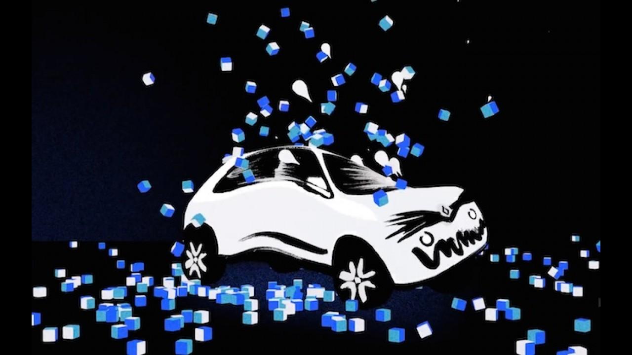 Renault Twingo responde ao Desafio do Gelo proposto pelo Fiat 500