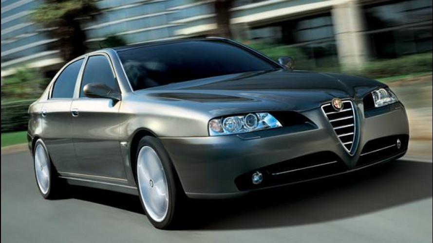 Alfa Romeo, c'erano una volta le ammiraglie