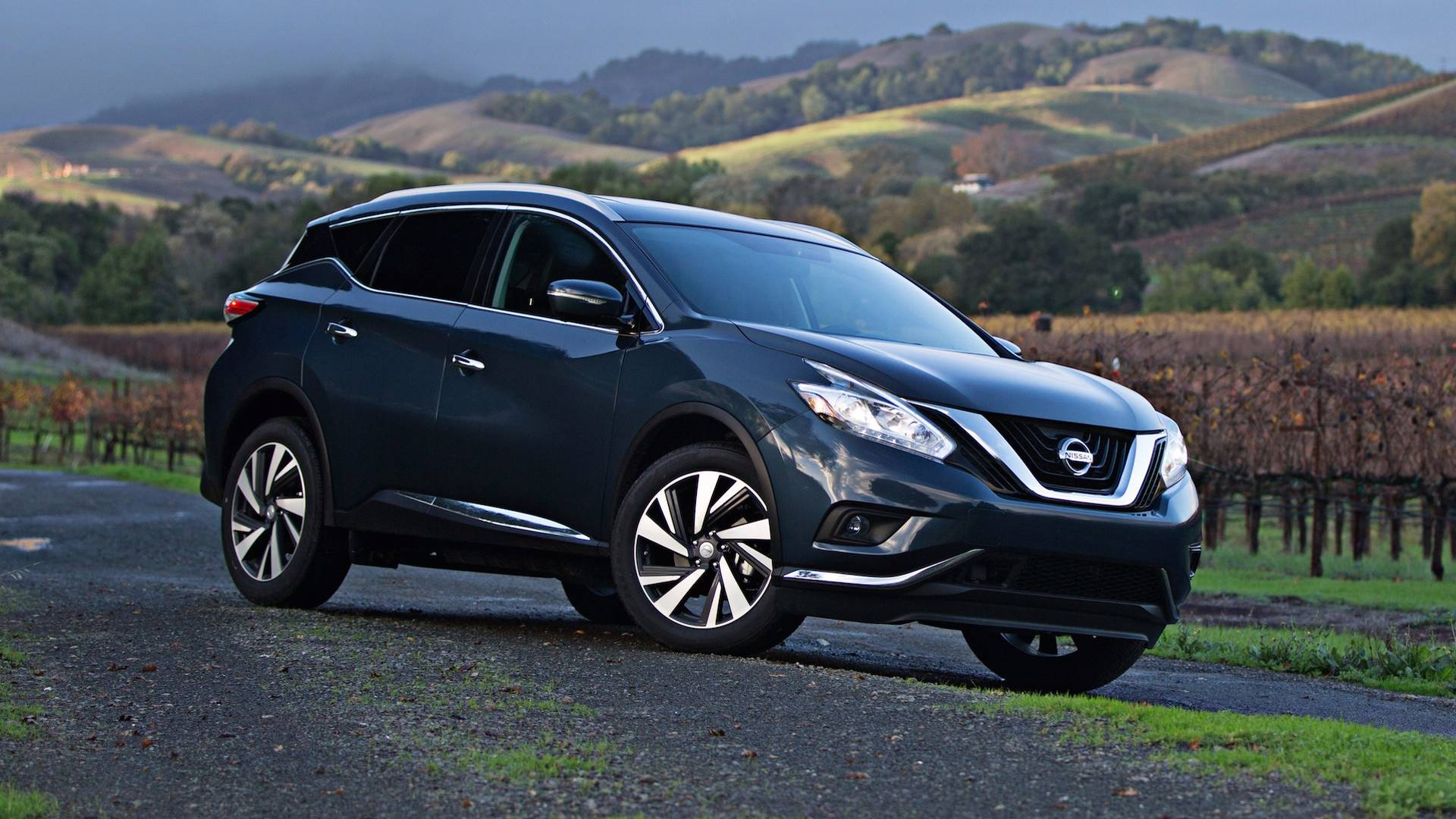 2018 Nissan Murano Gets More Standard Features Slight Price Bump