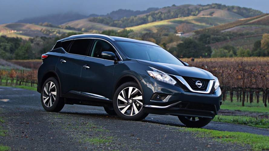 2018 Nissan Murano Gets More Standard Features, Slight Price Bump