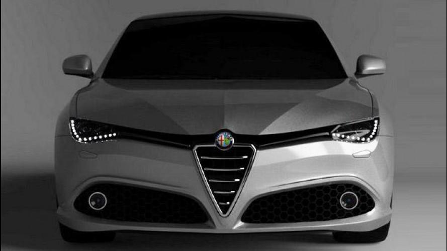 Alfa Romeo Giulia, nome in codice