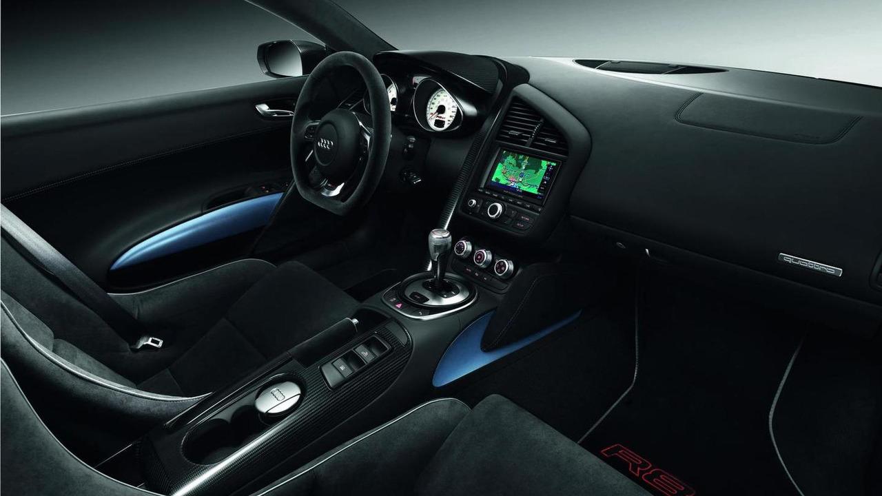 2013 Audi R8 GT Plus