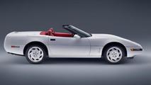 One Millionth Chevrolet Corvette