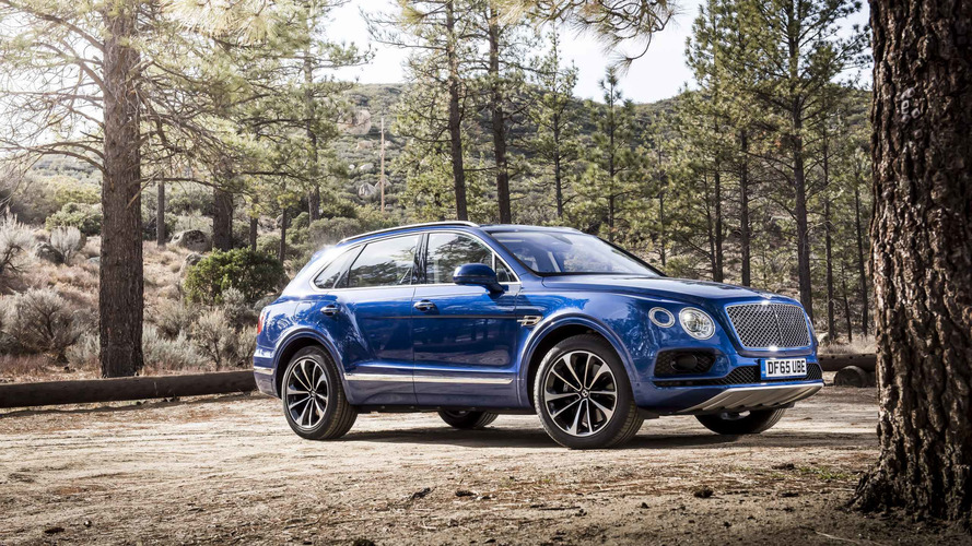 Bentley Bentayga to take on Pikes Peak hill climb