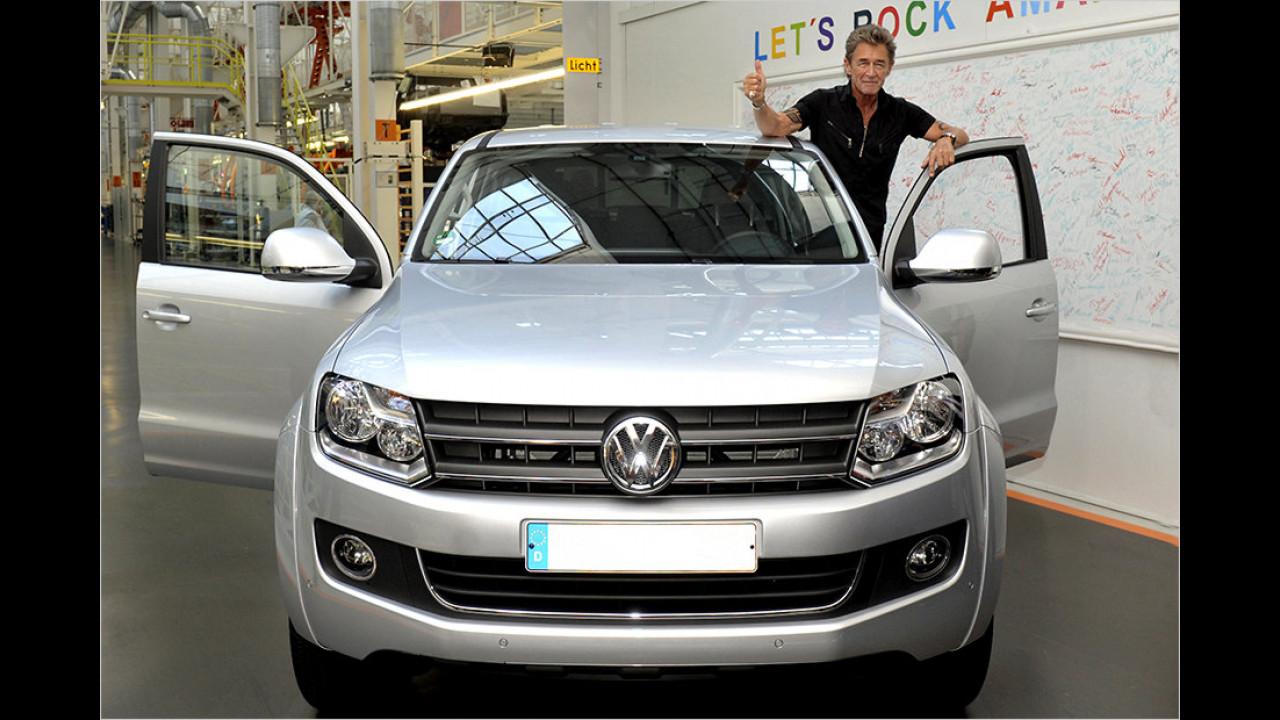 Peter Maffay: VW Amarok