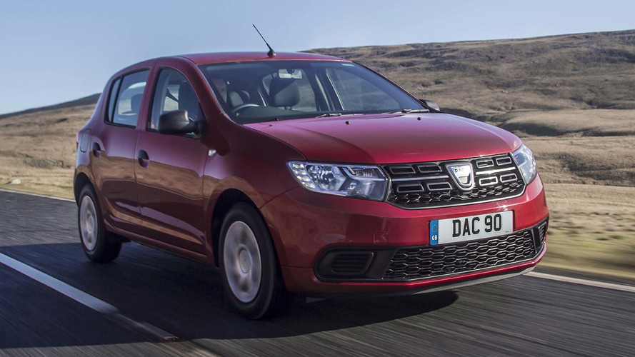 2017 Dacia Sandero Review