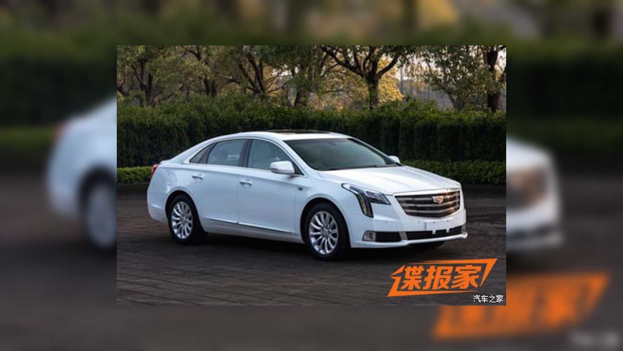 Is This The 2018 Cadillac XTS?