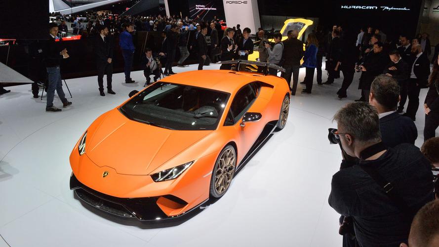 Encore un record pour Lamborghini