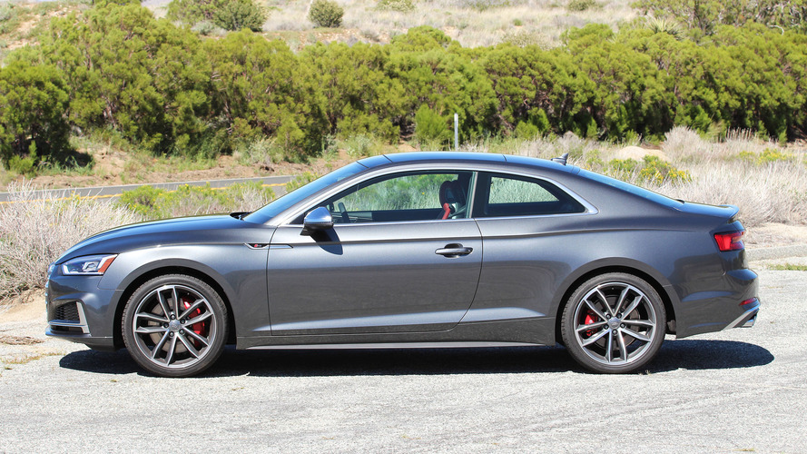 2018 Audi S5 Coupe: Review Photo