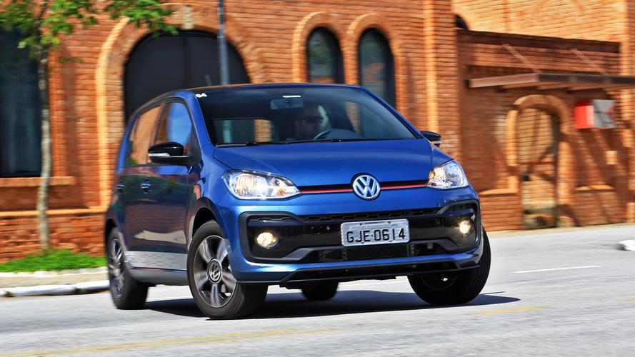 Avaliação VW up! Connect 2018 - Pequeno notável