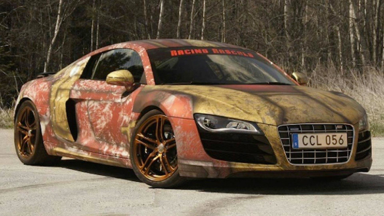 Iron Man Audi R8