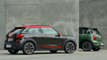 2015 MINI Paceman and Countryman