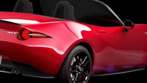 2015 / 2016 Mazda MX-5 rendering