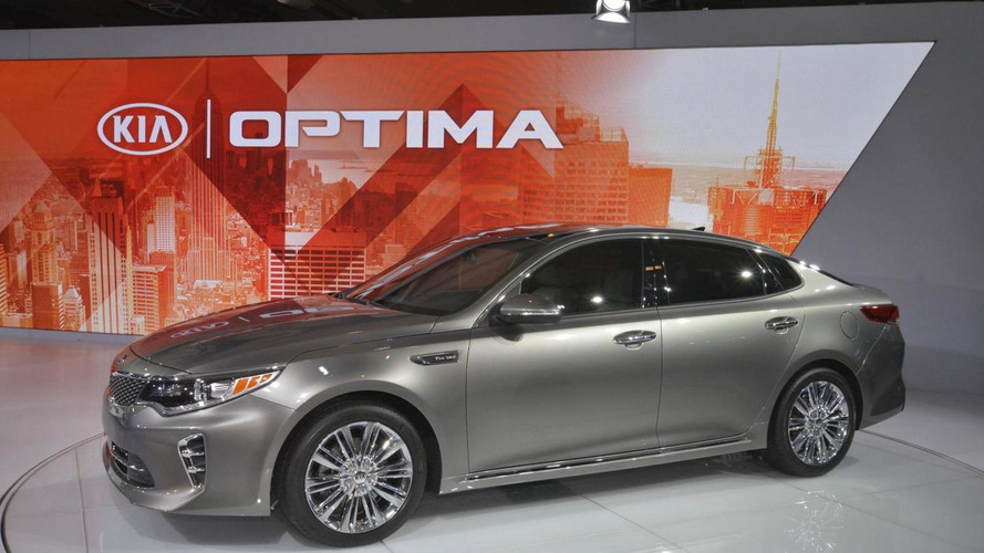 2016 Kia Optima recalled for driveshaft that can crack and fail
