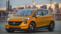 Opel Bolt production version render