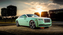 Rolls-Royce Wraith commissioned by Michael Fux