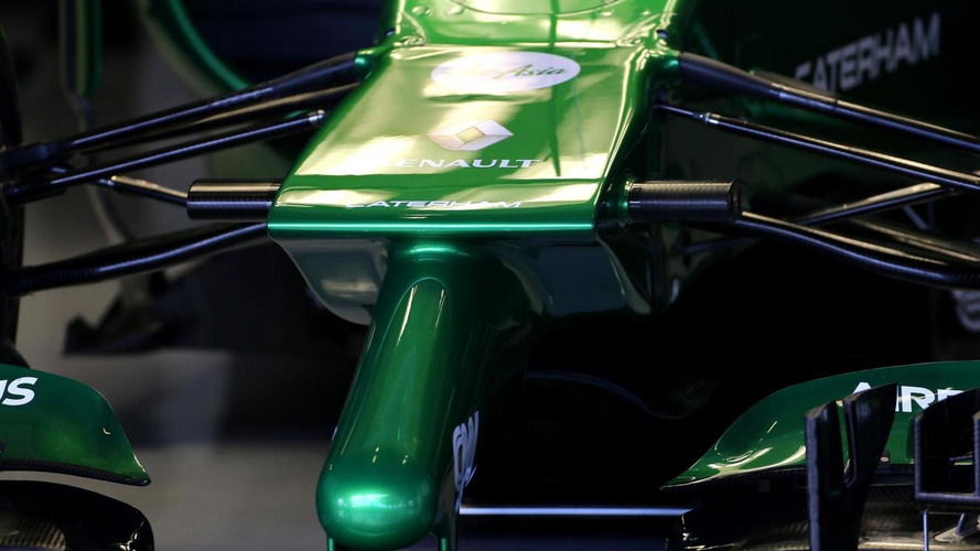 New Caterham chiefs to axe ugly 2014 nose