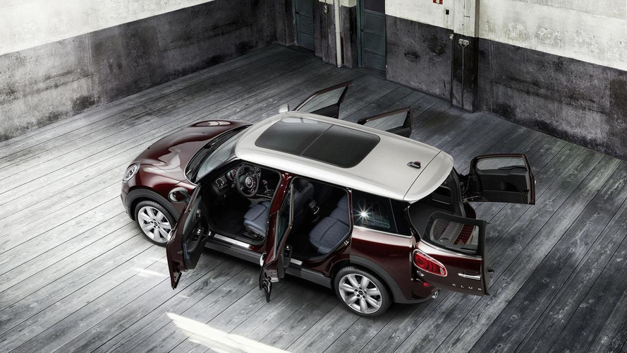 2016 MINI Clubman gets detailed [videos]
