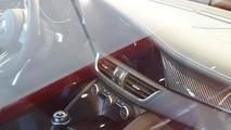 Alfa Romeo Giulia unofficial interior photo / Quattroruote