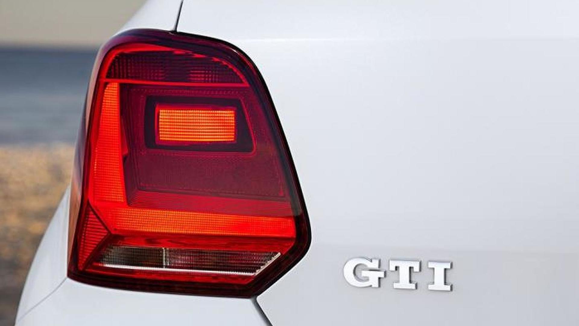 Задний фонарь Volkswagen Polo GTI