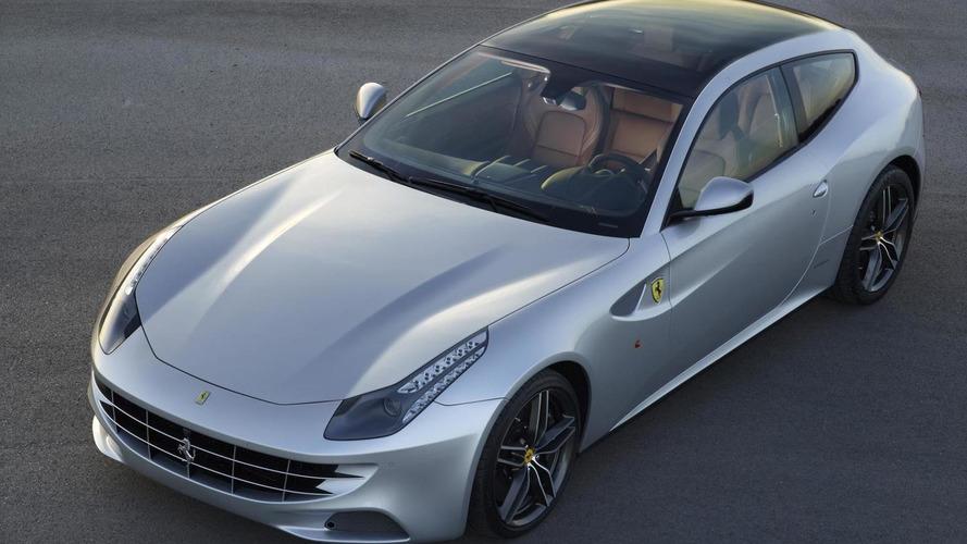 2013 Ferrari FF gets full-length panoramic roof
