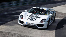 Porsche 918 Spyder at Nürburgring (Nordschleife)