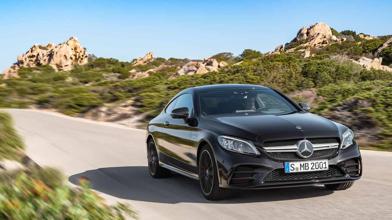 2019 mercedes benz c class coupe and cabriolet photos. Black Bedroom Furniture Sets. Home Design Ideas