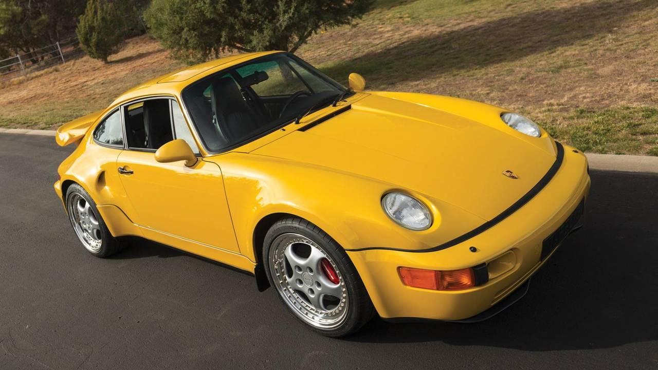 Colección Porsche 964 - RM Sotheby's