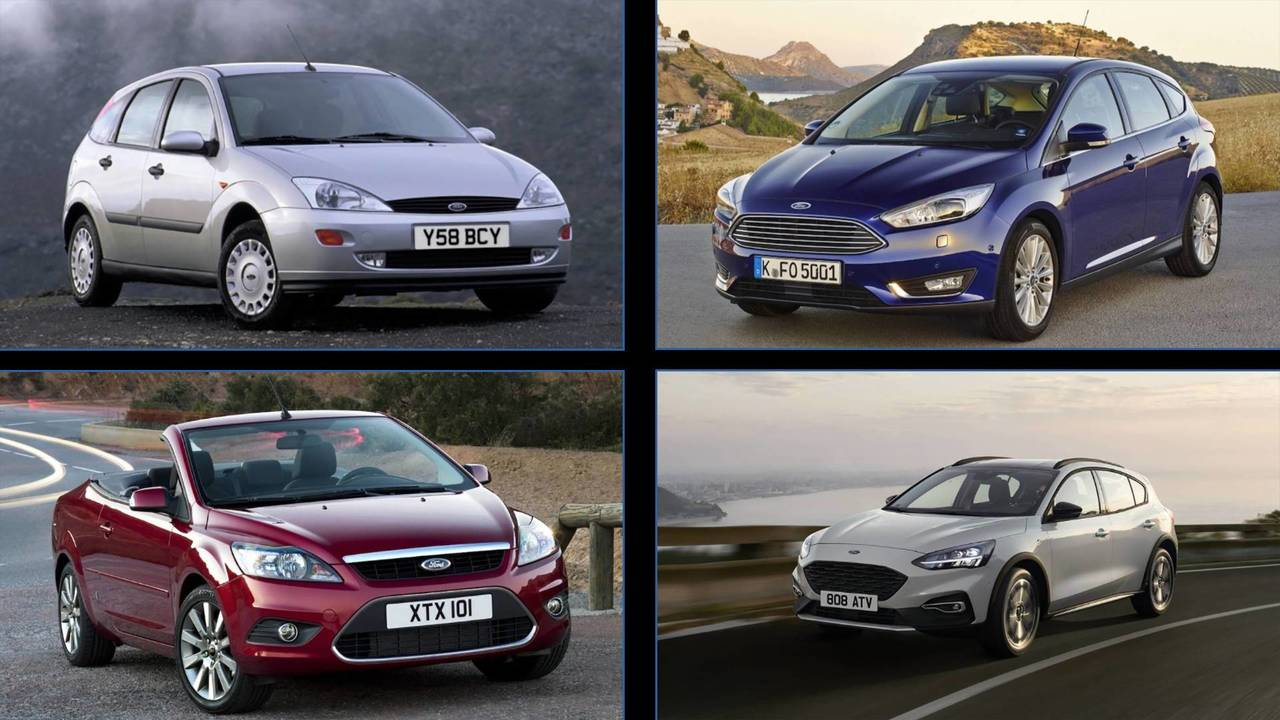 The Ford Focus: A Look Through The Compact Car\'s History