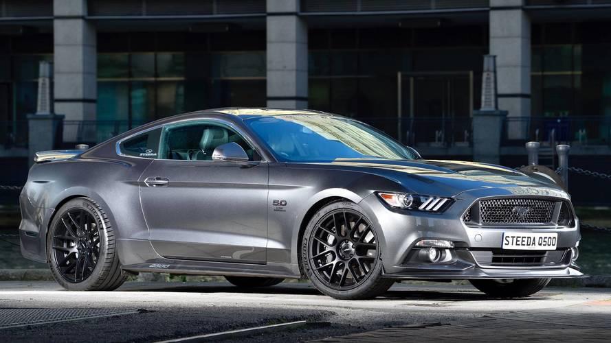 Steeda, Ford Mustang yorumunu sergiledi