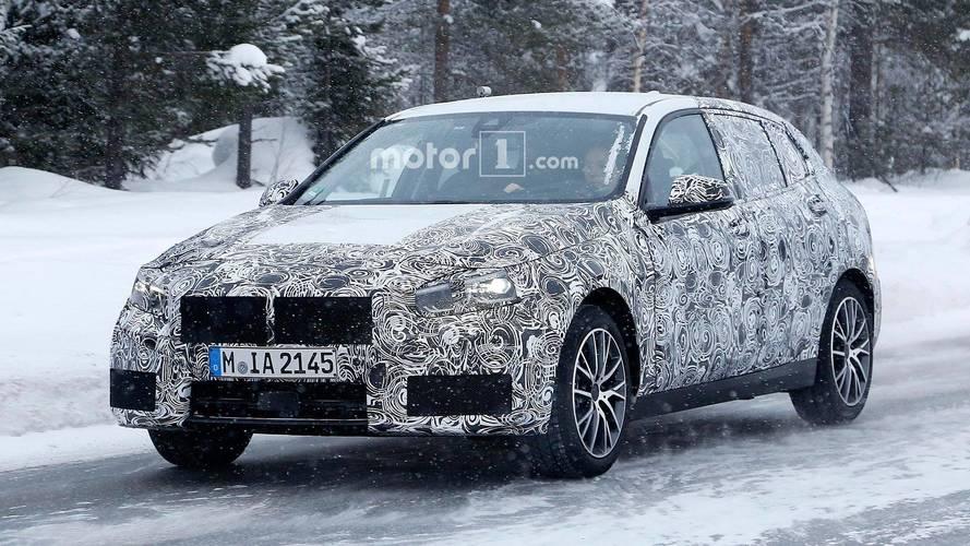 2019 BMW 1 Serisi farklı bir FWD platformundan çıkacak