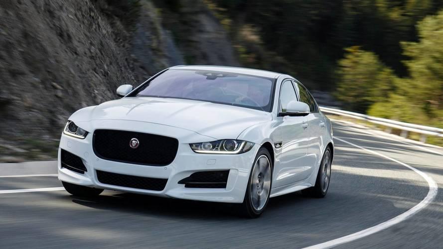 Jaguar va sortir une version hybride rechargeable de la XE