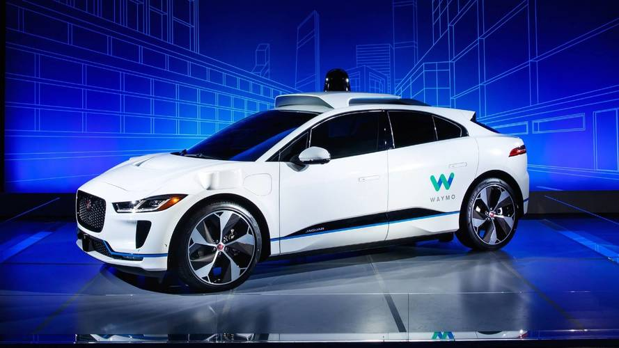 Waymo And Jaguar Plan 20,000 Autonomous I-Pace SUVs In Two Years